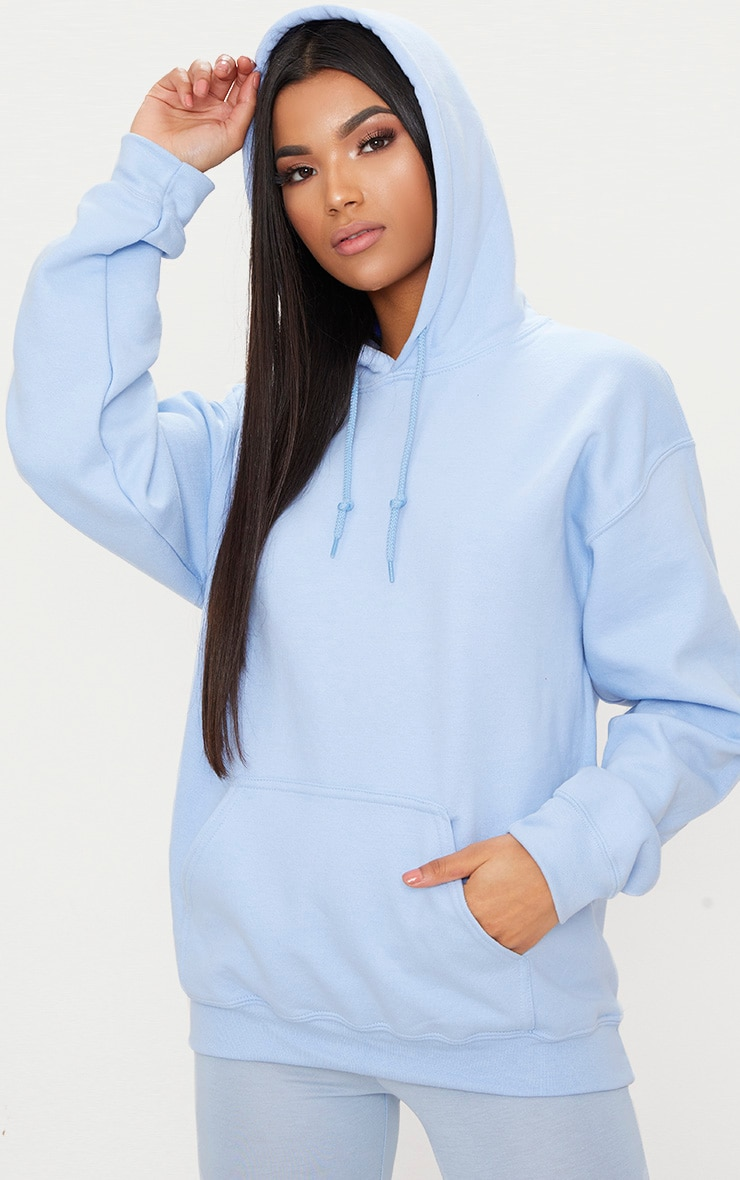 Light Blue Ultimate Oversized Hoodie