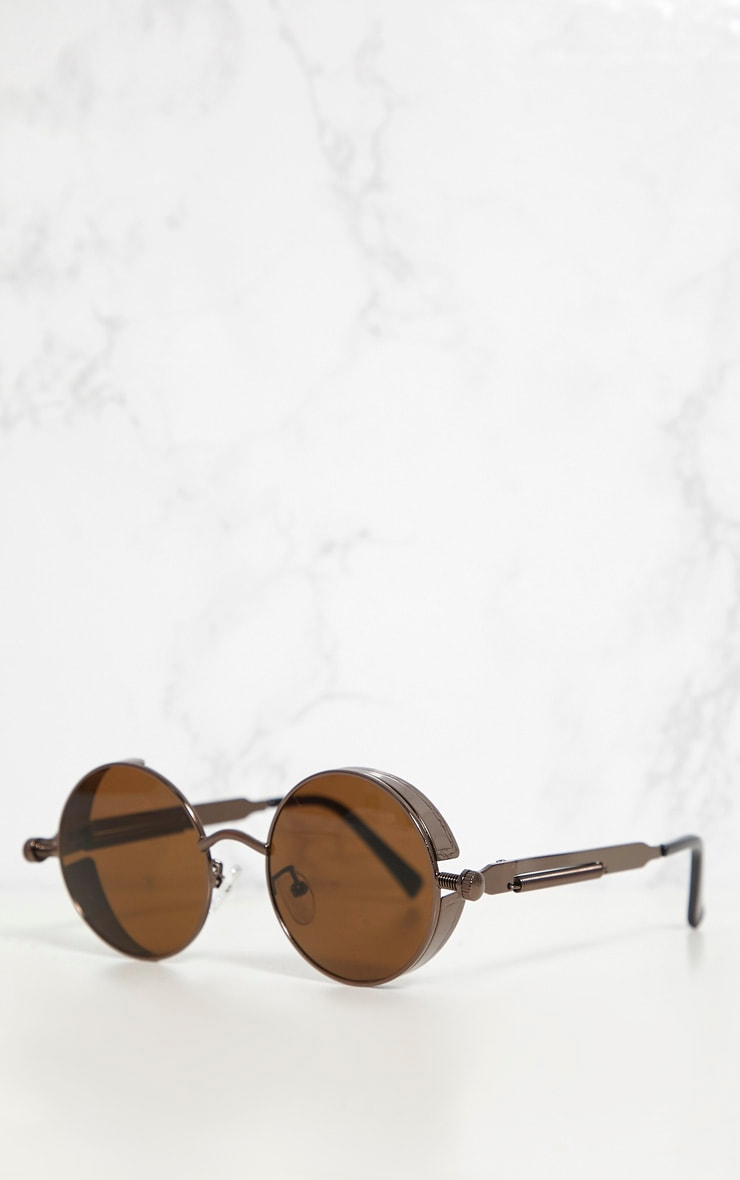 Bronze Spring Sunglasses 3