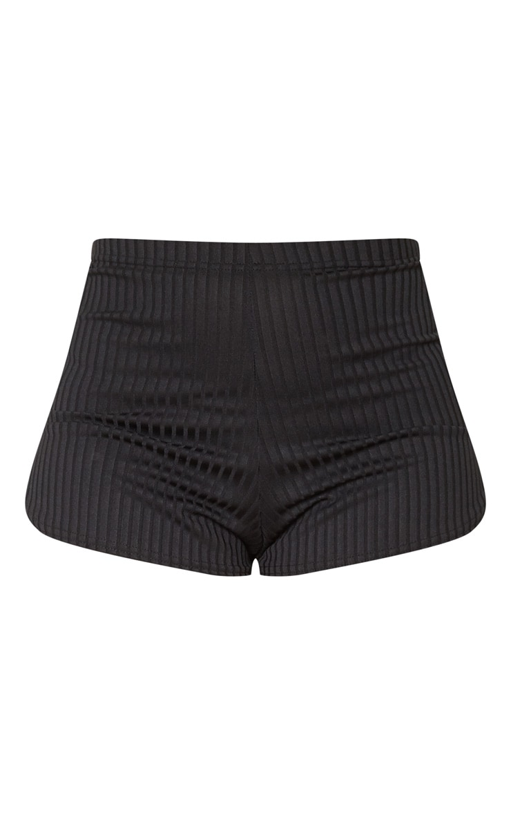 Black Rib Runner Short 3