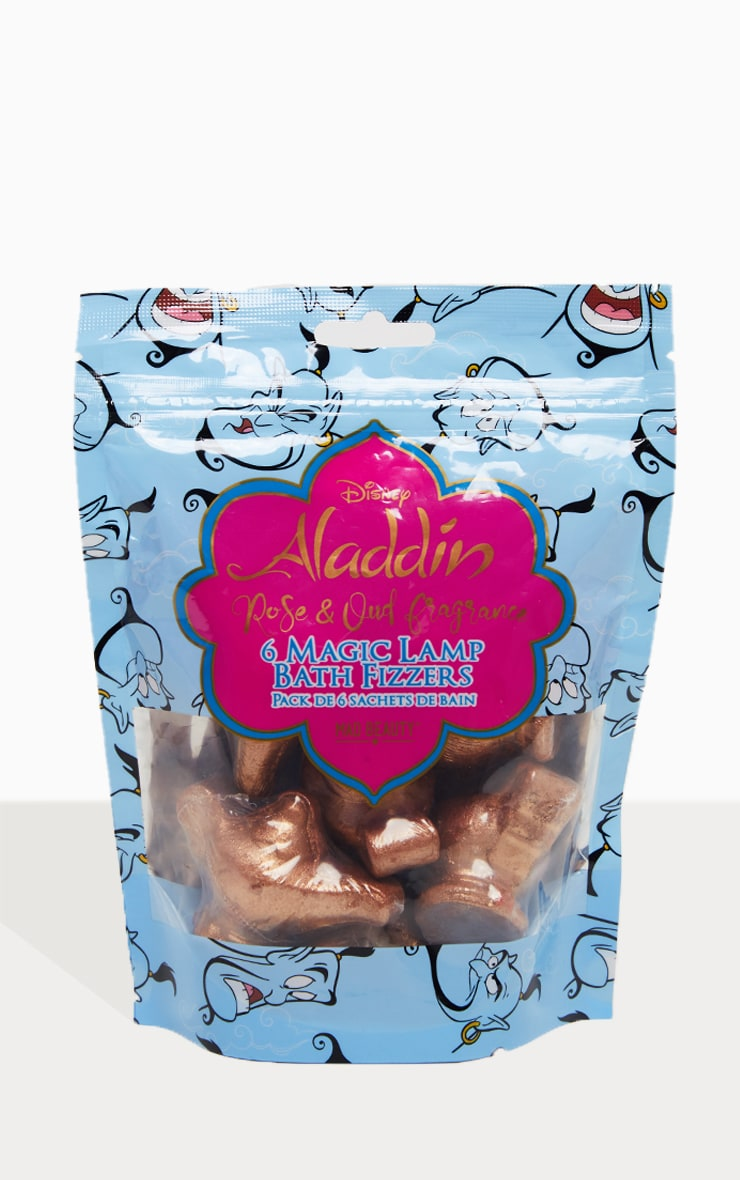 Disney Aladdin Bath Fizzer Pack 2