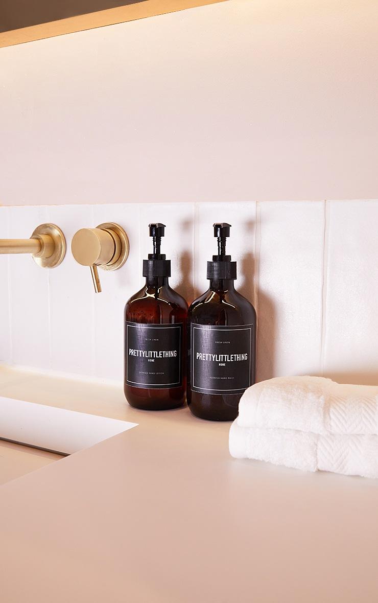 PRETTYLITTLETHING Home - Savon pour les mains parfum draps frais 2