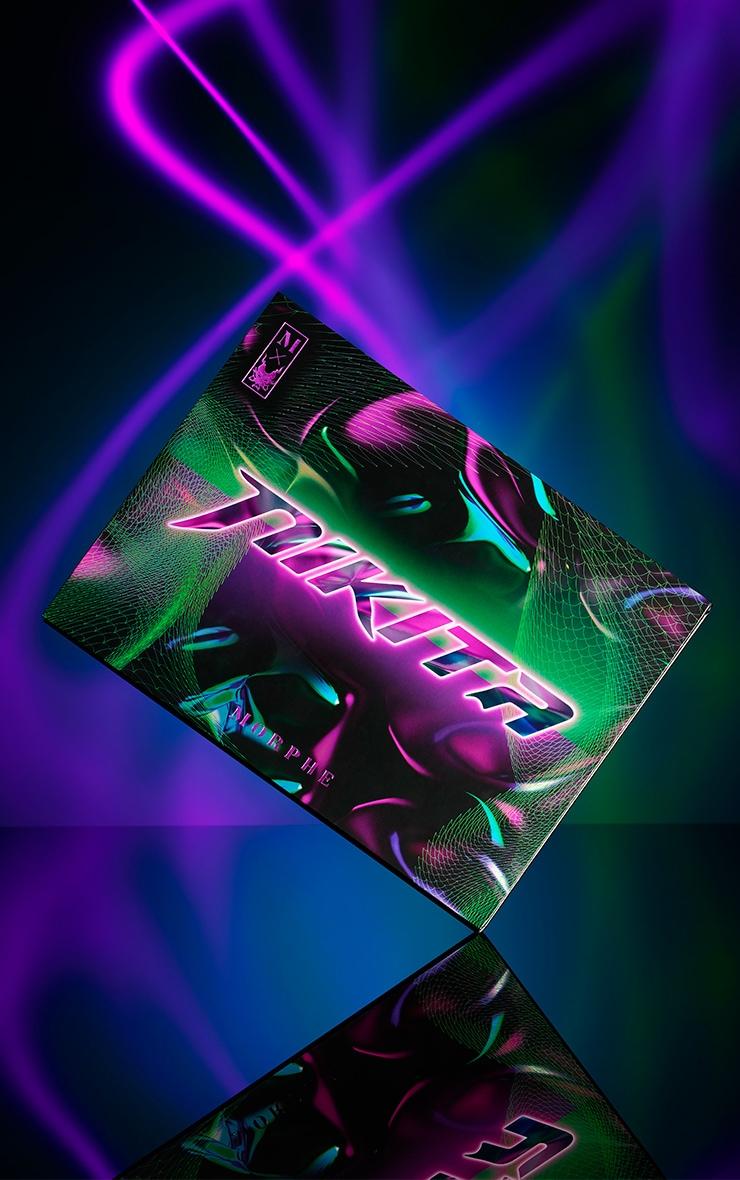 Morphe X Nikita - Palette de fards à paupières 2