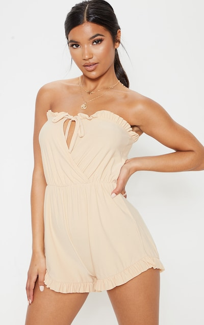 6fe8dc1291 Playsuits | Rompers | Women's Playsuits | PrettyLittleThing
