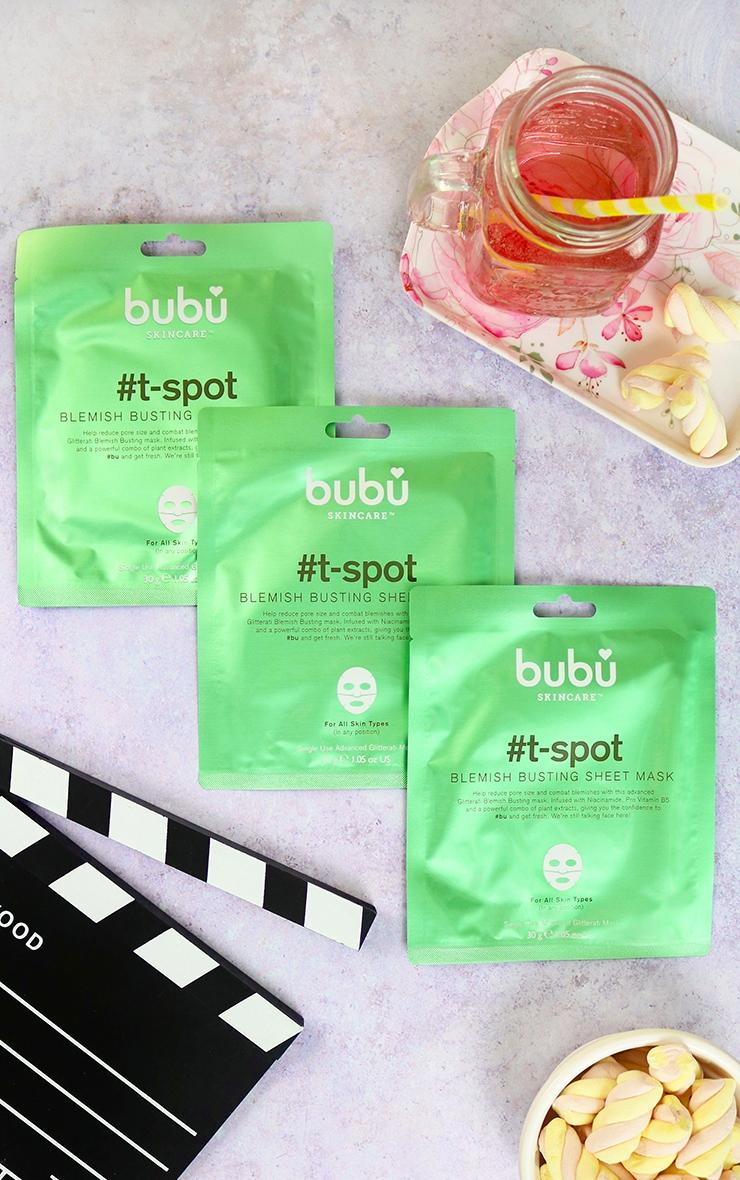 Bubu Skincare #t-spot Anti Acne Mask 1