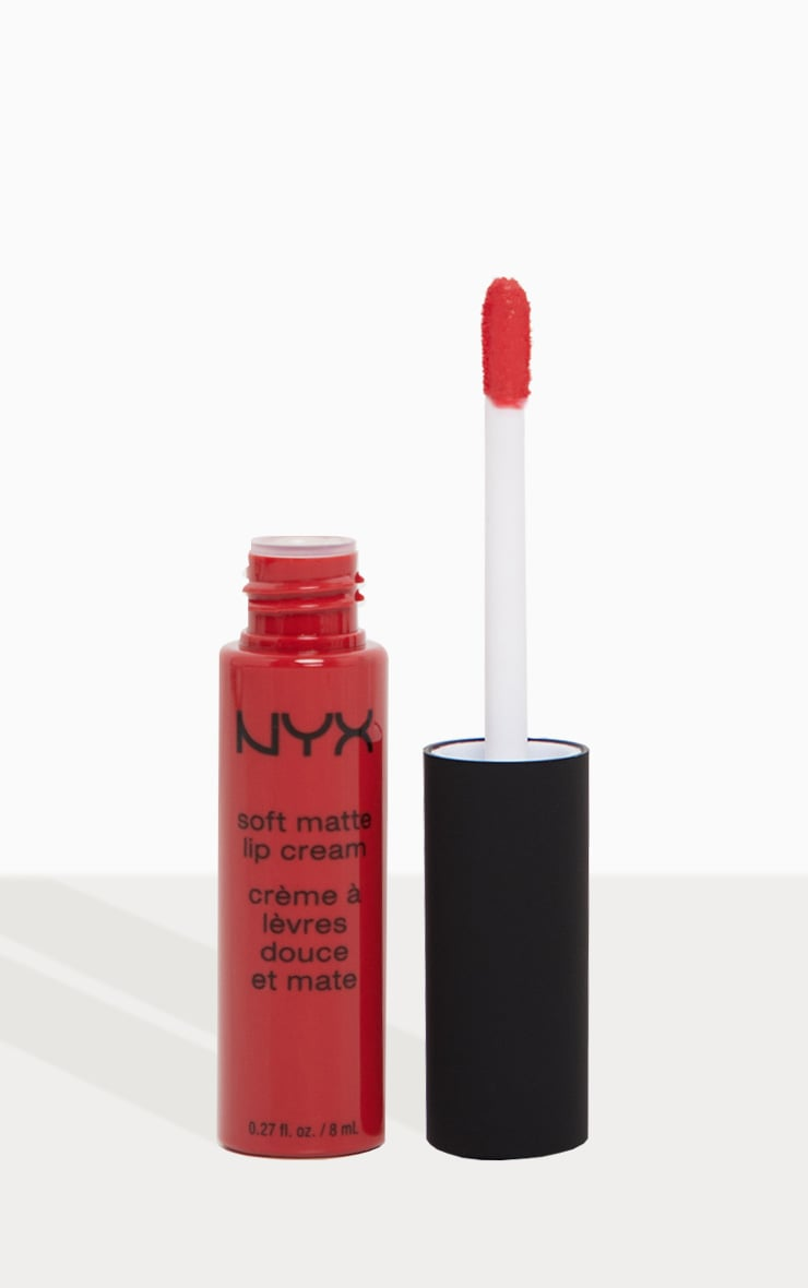 NYX PMU Soft Matte Lip Cream Amsterdam 1