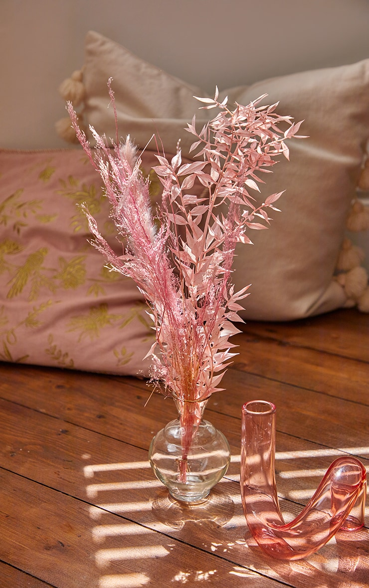 Pink Dried Grass 1