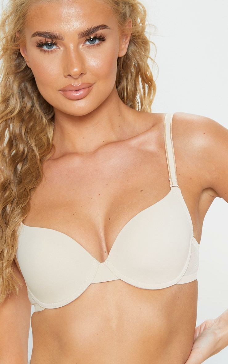 Nude Basic T-Shirt Bra 5