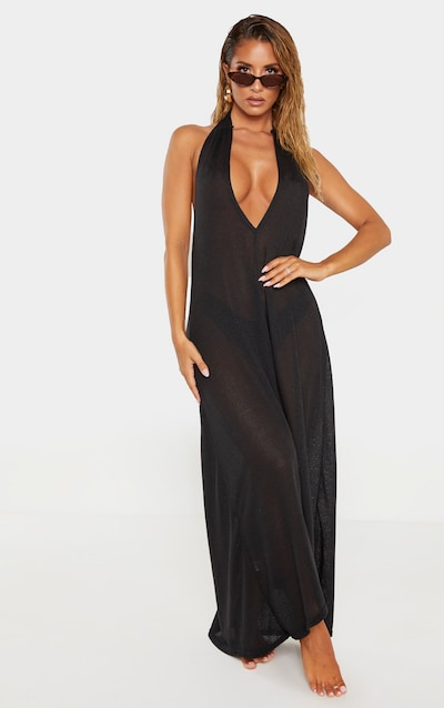 6ebb676e42 Swimsuit Cover Ups | Beach Cover Up Dresses | PrettyLittleThing USA