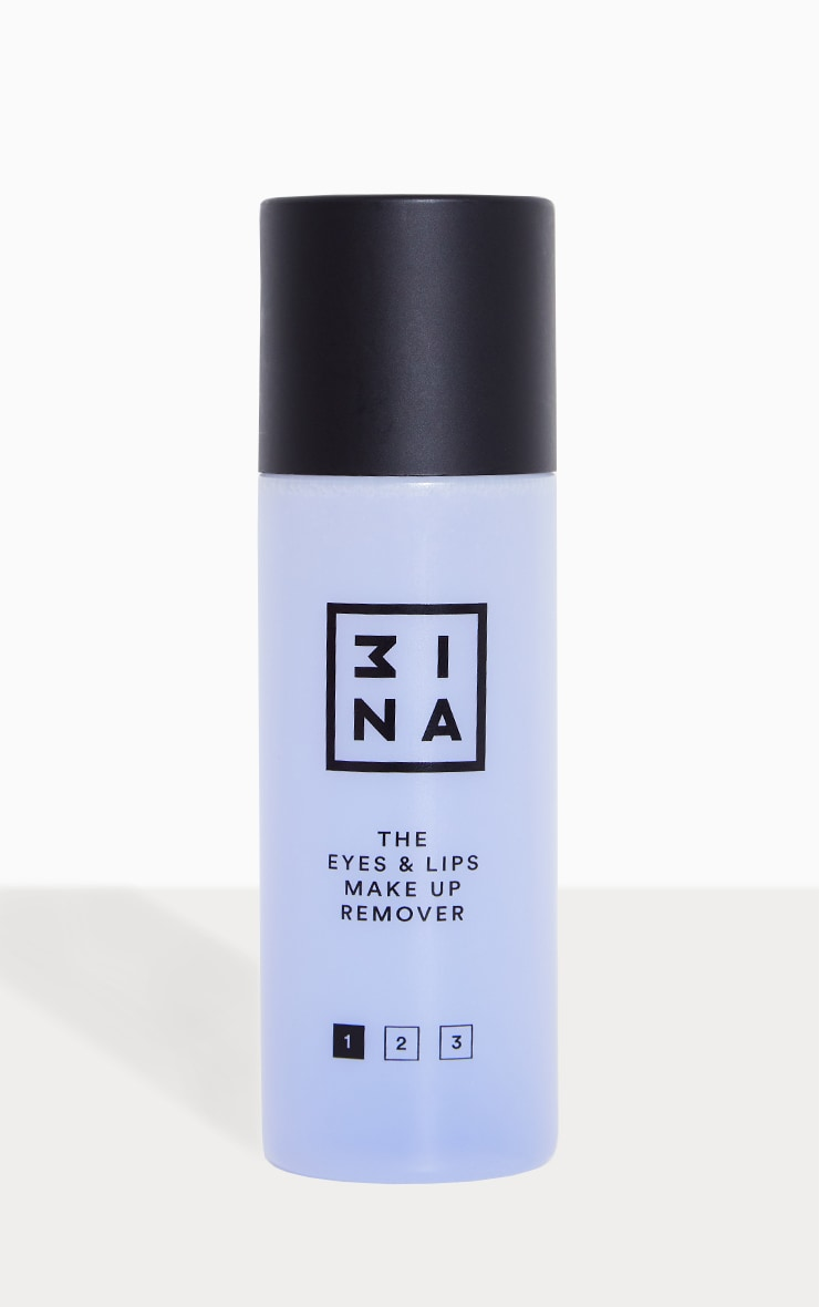 3INA The Eyes & Lips Make Up Remover 2