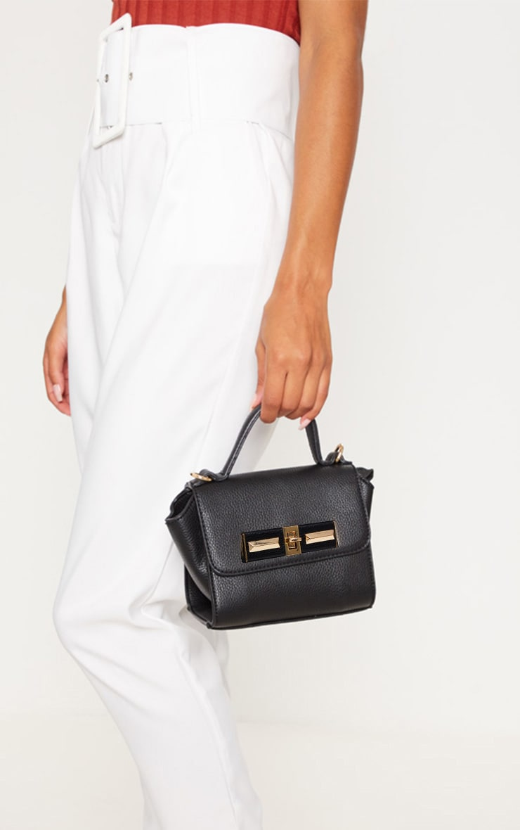 Black Mini Handbag 1