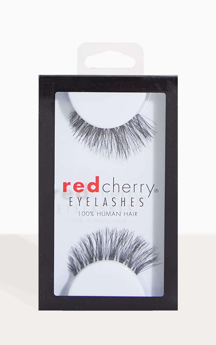 Red Cherry Eyelashes Stevi 3