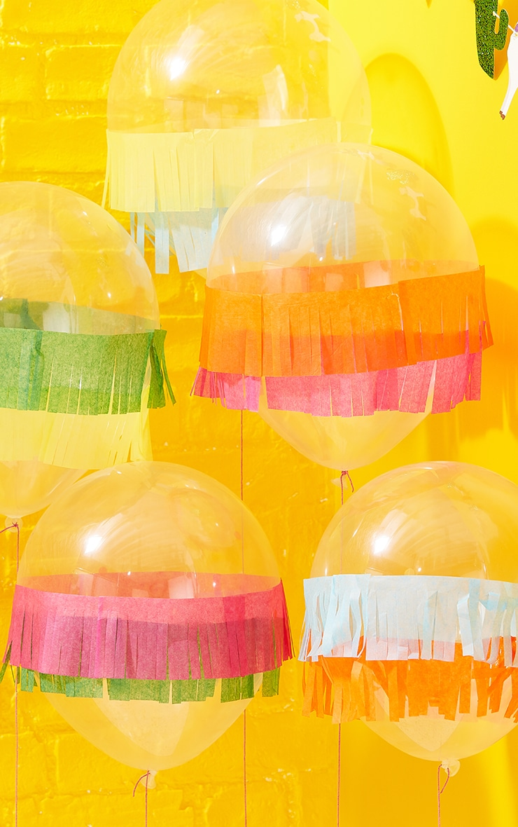 Ginger Ray Fringe Balloons 1