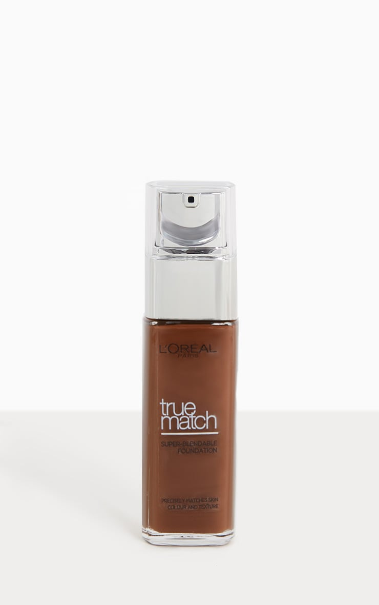 L'Oréal Paris True Match Foundation 11.N Dark Coffee 1