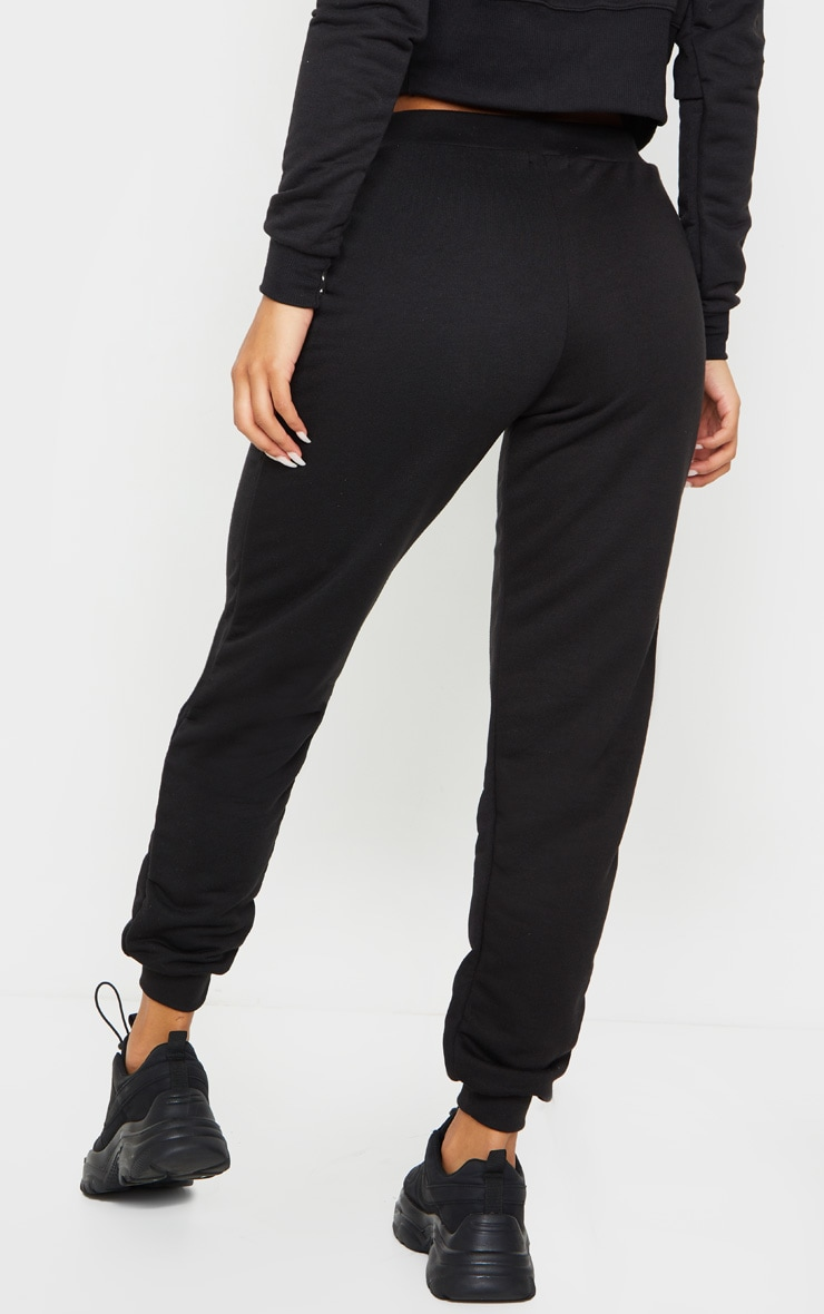 Black Ultimate Sweat Jogger 3