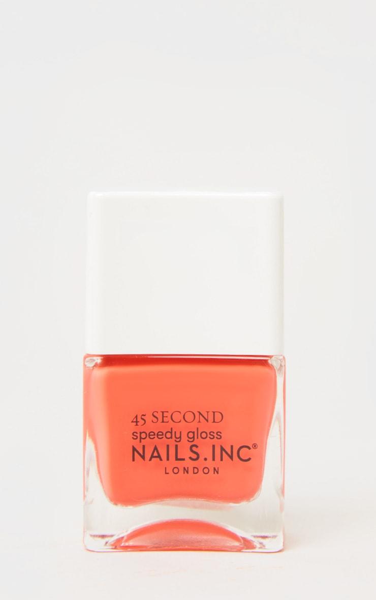 Nails Inc 45 Second Speedy Gloss Browsing On Bond Street 3