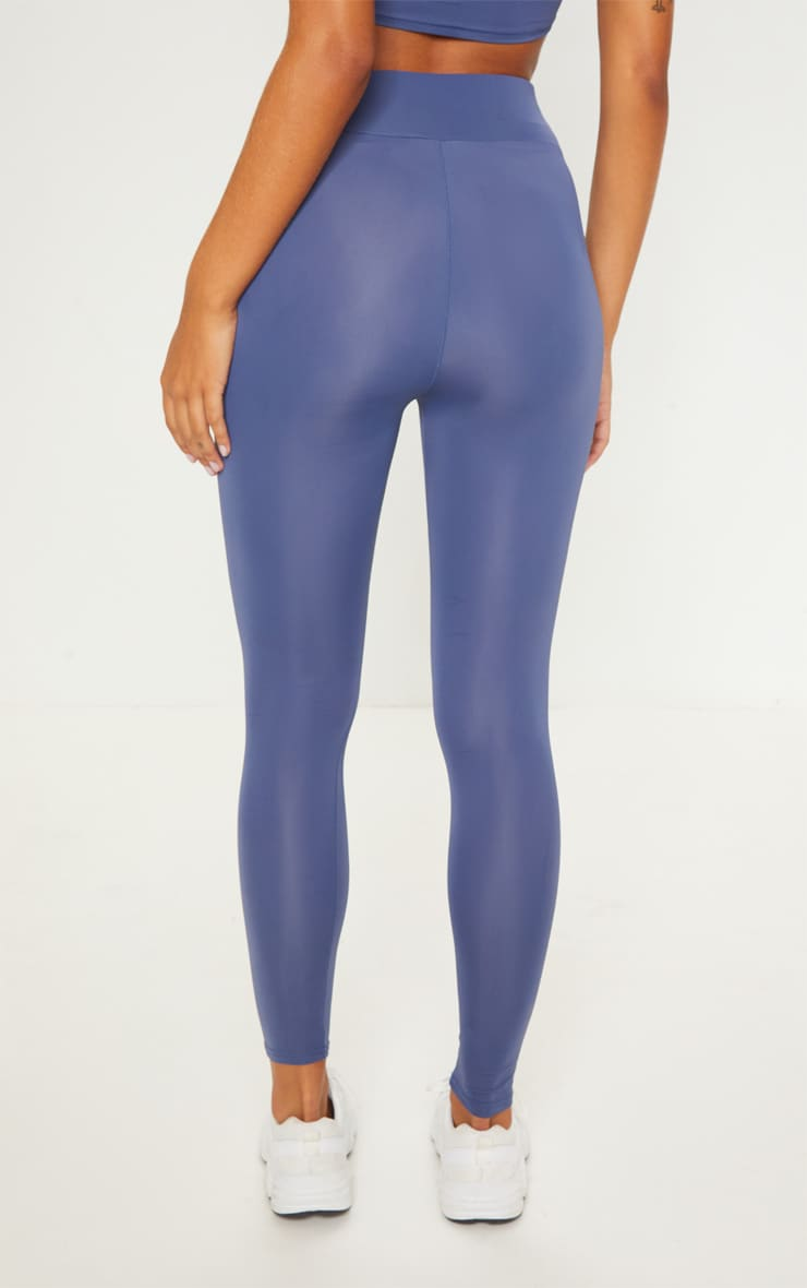 Petrol Basic Gym Legging 4