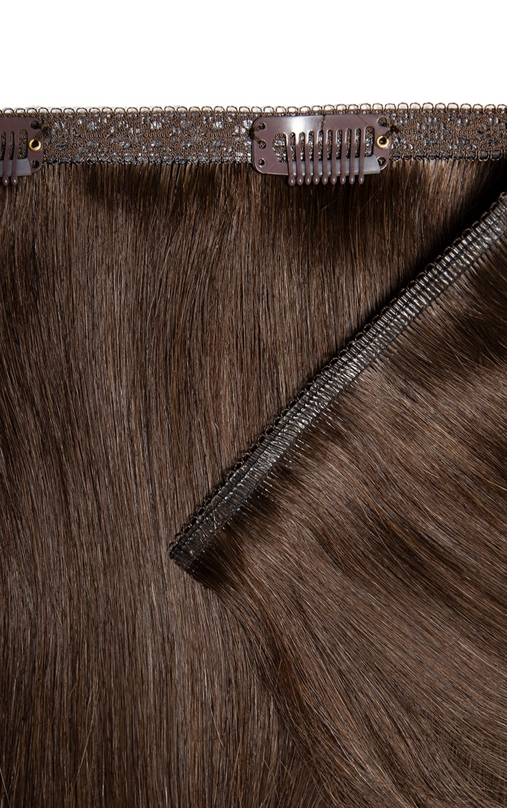 Beauty Works Double Hair Set Weft 18 Inch Raven 50 Grams 3