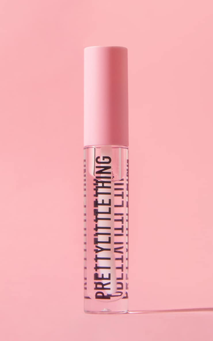 PRETTYLITTLETHING Lip Gloss Glass Slipper 1