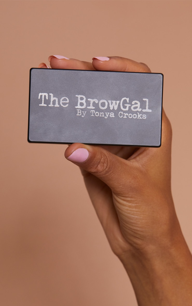 The BrowGal Convertible Brow Light Hair 03 5