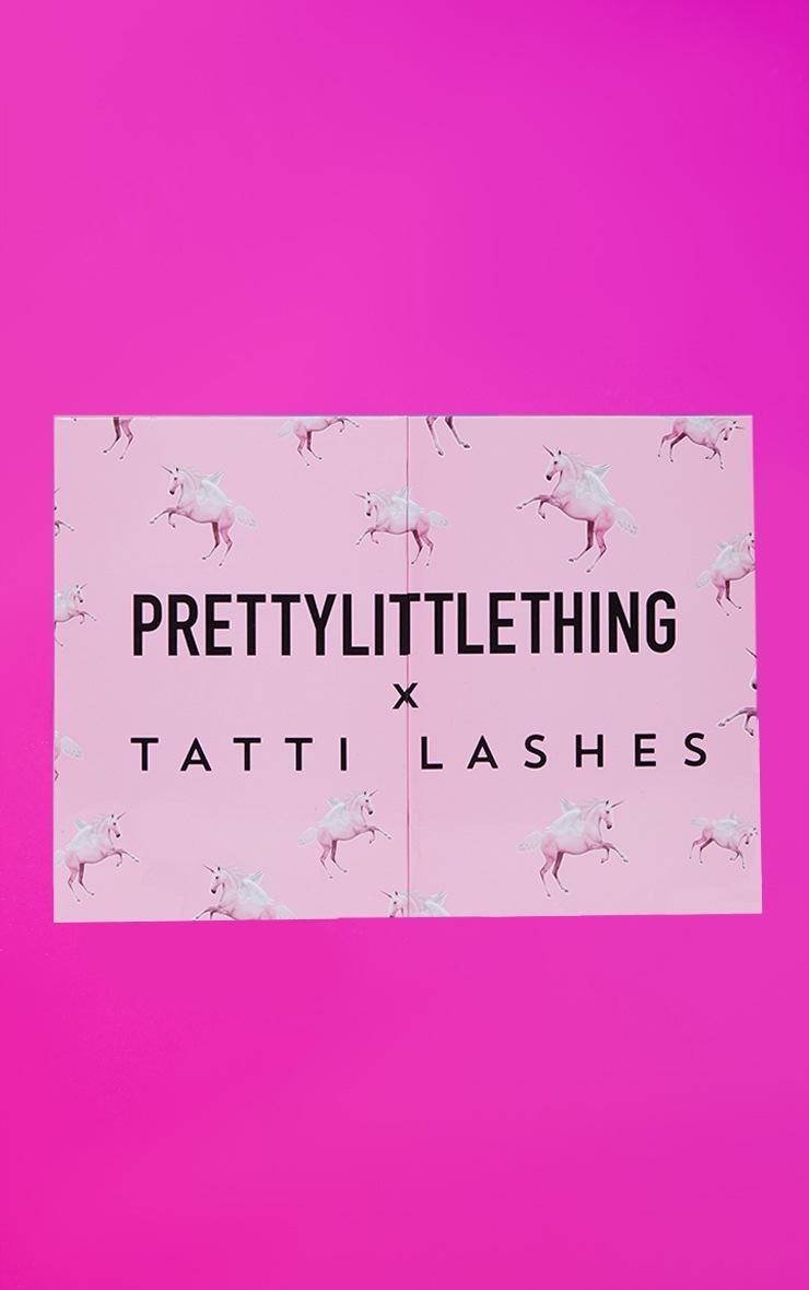 PRETTYLITTLETHING X Tatti Lashes 6 Piece Gift Set 4