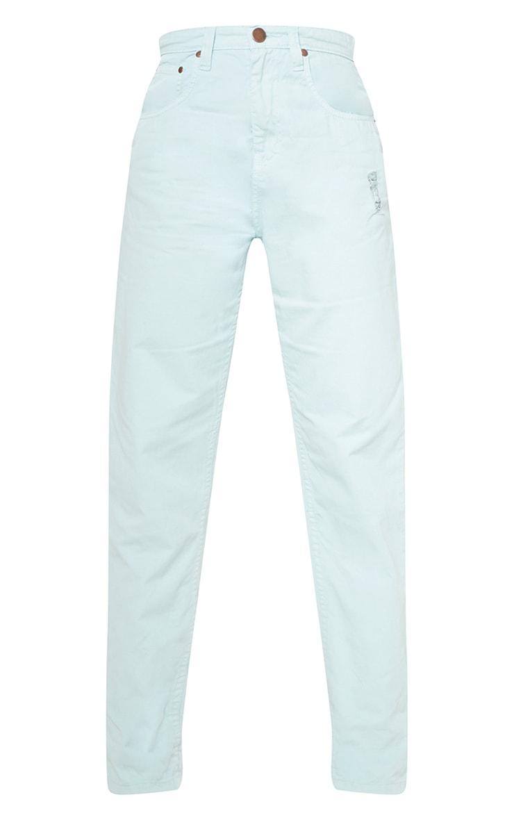 Mint High Waist Balloon Fit Jeans 3