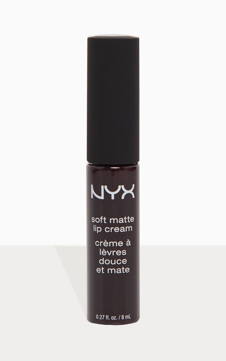 NYX Professional Makeup Soft Matte Lip Cream Transylvania 2