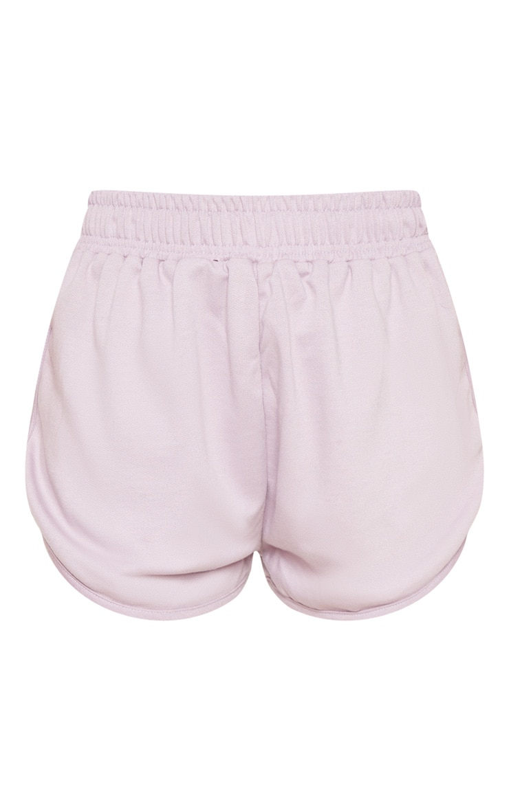 Dusty Lilac Sweat Runner Short 3