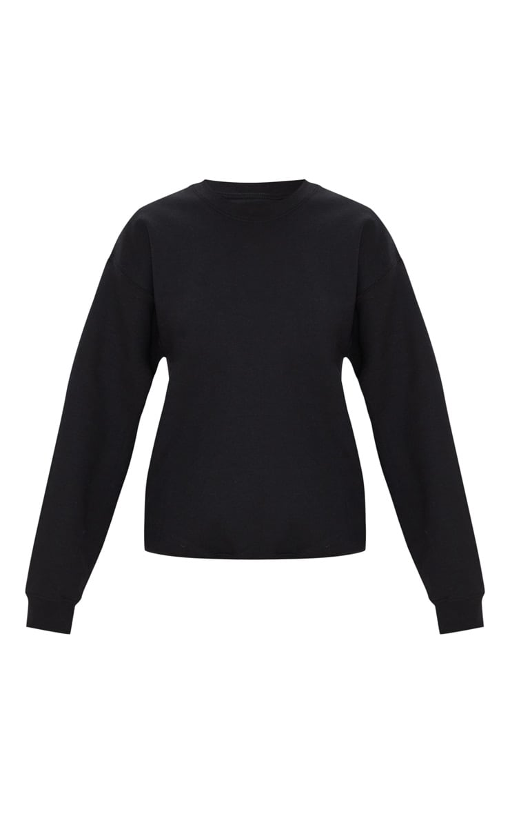 Black Ultimate Oversized Sweater 3