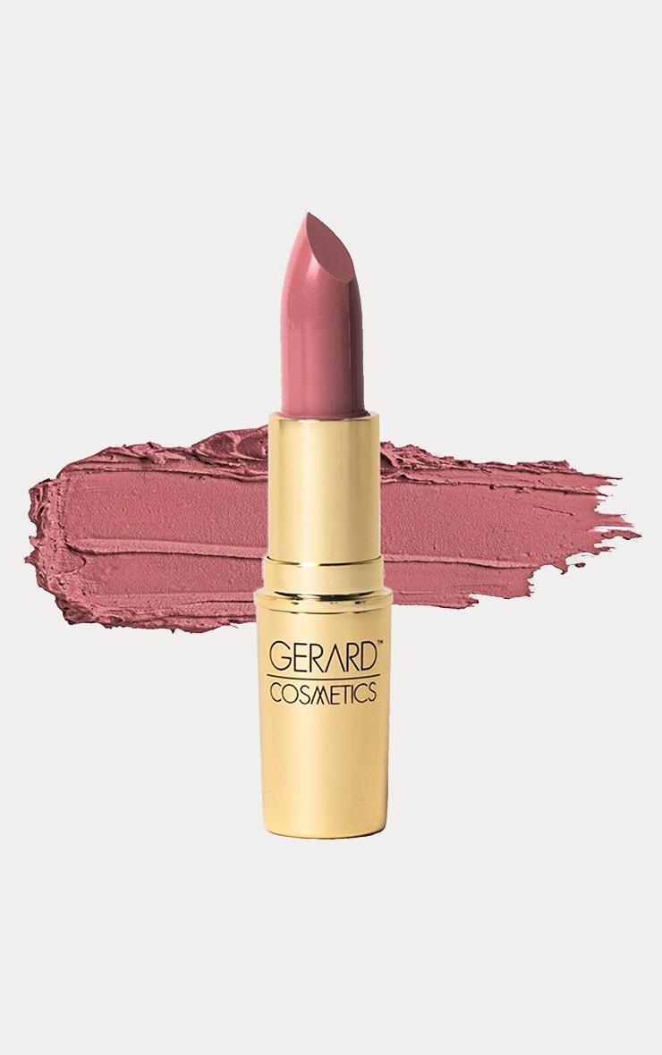 Gerard Cosmetics Lipstick Vintage Rose  1