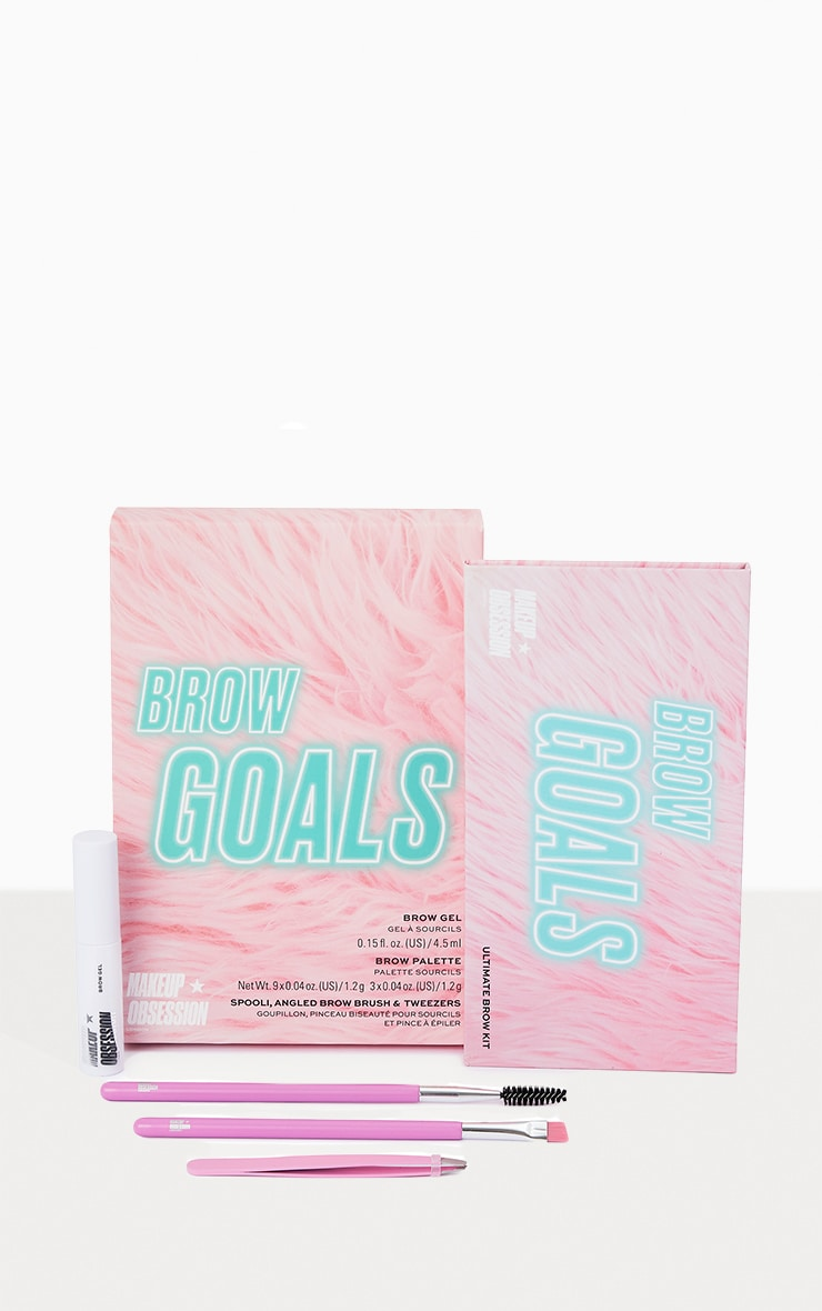 Makeup Obsession Brow Goals Brow Kit 1