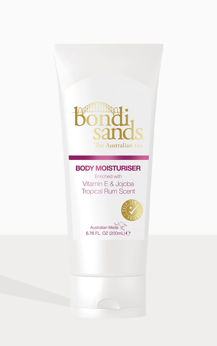 bondi sands tropical rum body moisturiser 200ml
