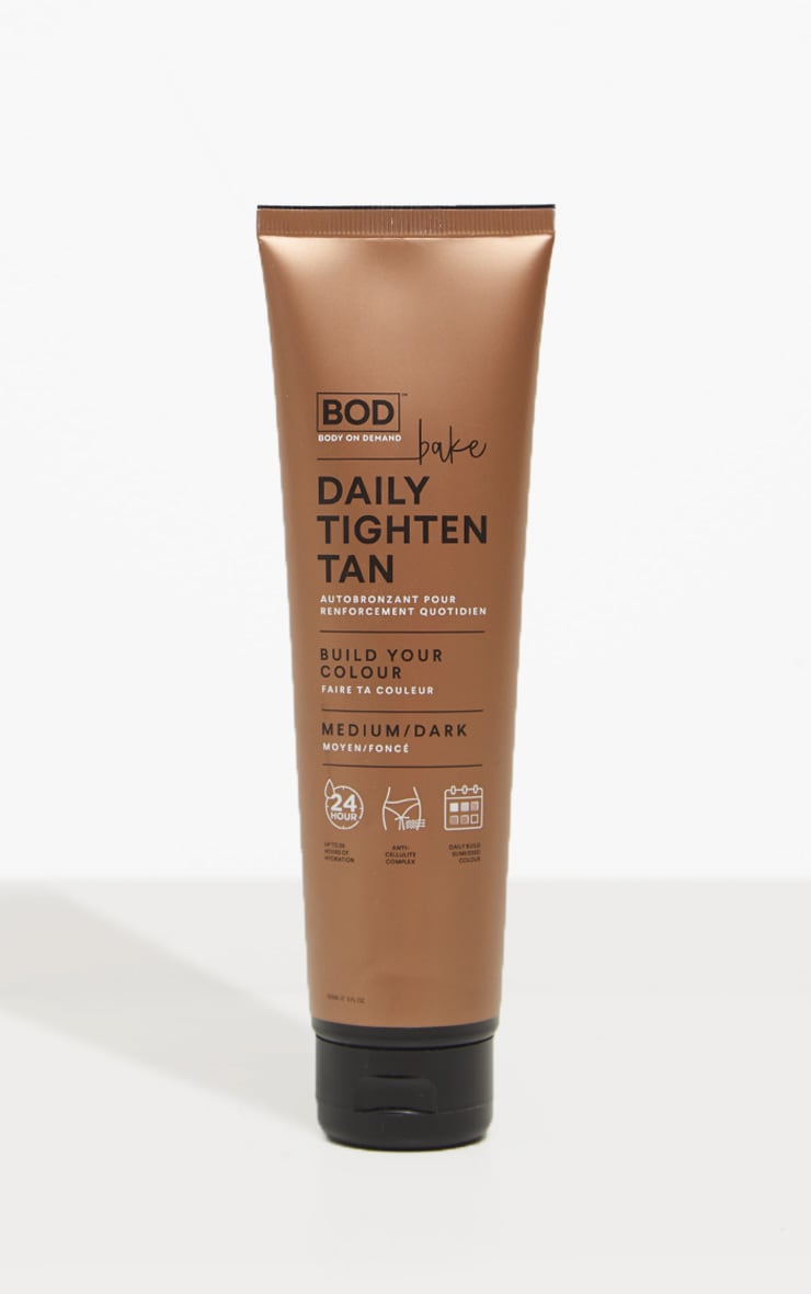 BOD Bake Daily Tighten Tan Medium to Dark