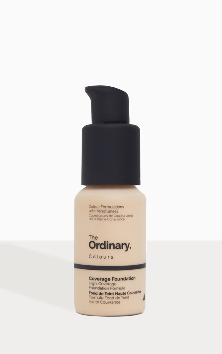 The Ordinary - Fond de teint couvrant 1.2 P Clair 1