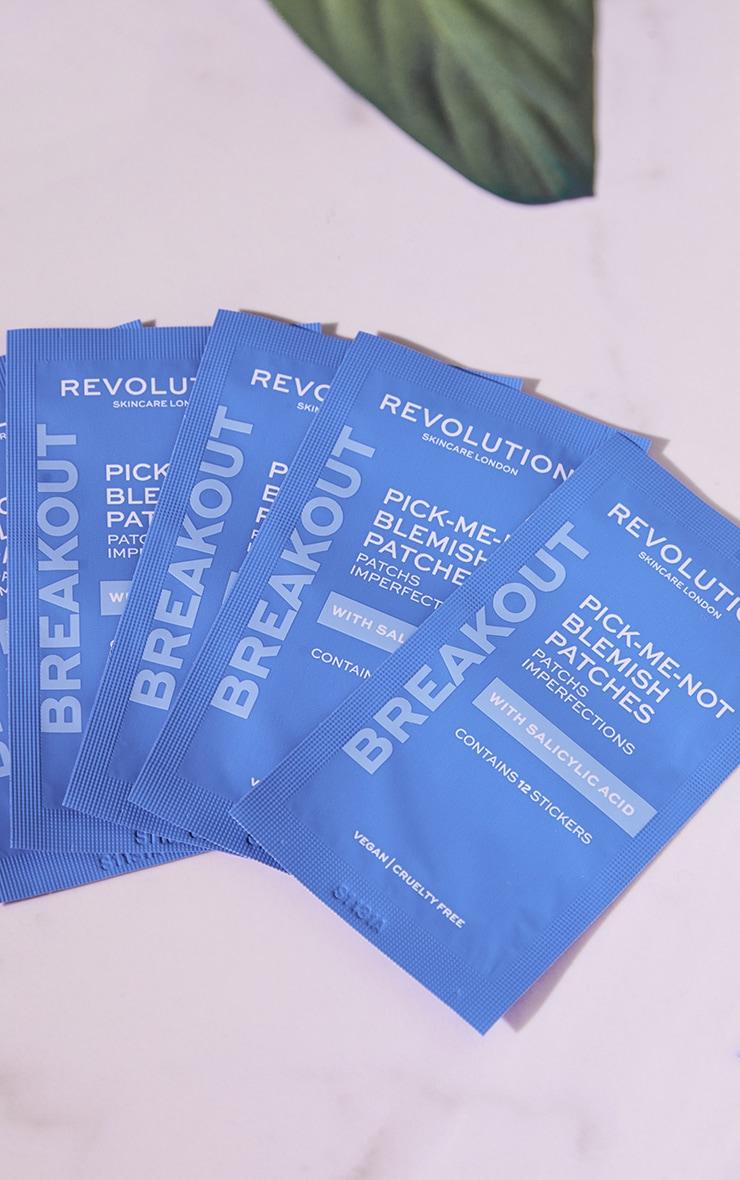 Revolution Skincare Pick-me-not blemish patches 4