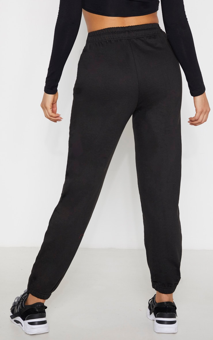 Tall Black Casual Pants  4