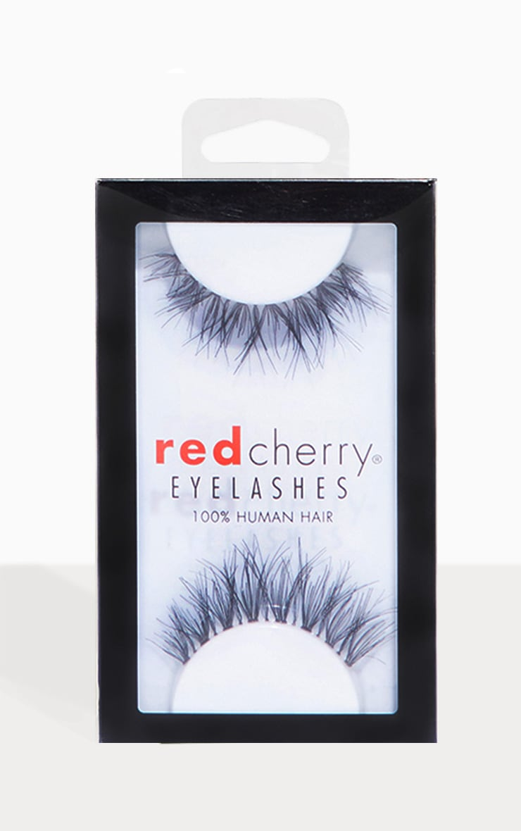 Red Cherry Eyelashes Wispy 1