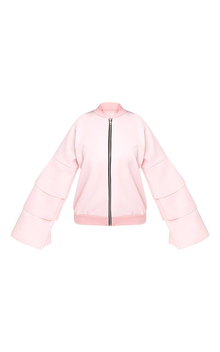 Shape Pink So Cute Bomber Jacket 3