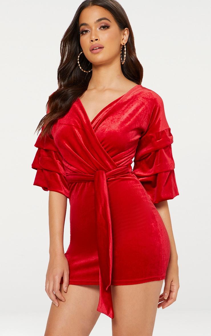 Celeb boutique bodycon dress long sleeve maxi tie waist stores online chart