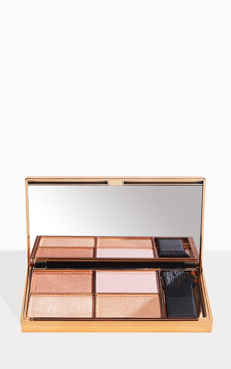 Sleek MakeUP Highlighting Palette Copperplate