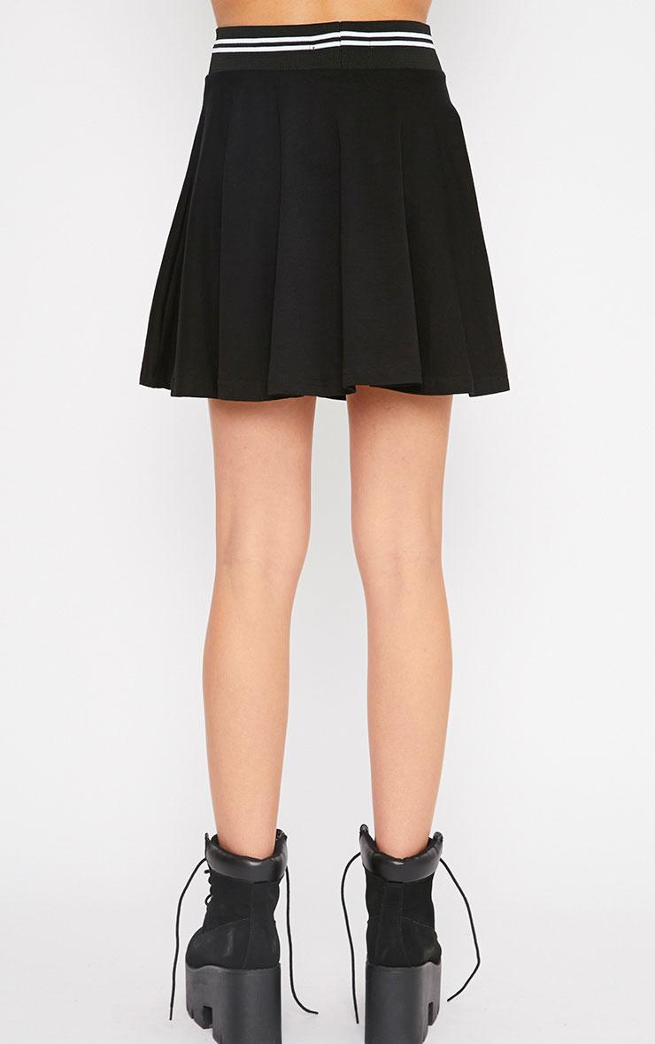 Claudia Black Sports Trim Skater Skirt 2