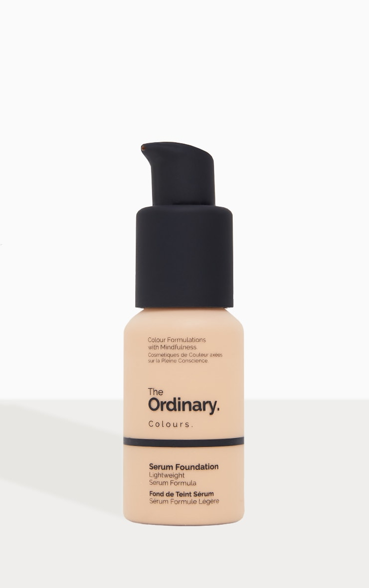 The Ordinary Serum Foundation 2.0N Light Medium 1