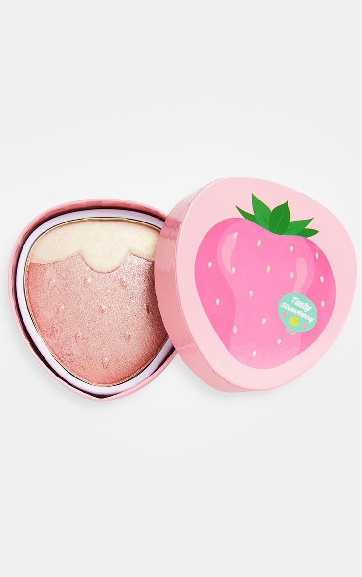 I Heart Revolution Tasty 3D Highlighter Strawberry 1
