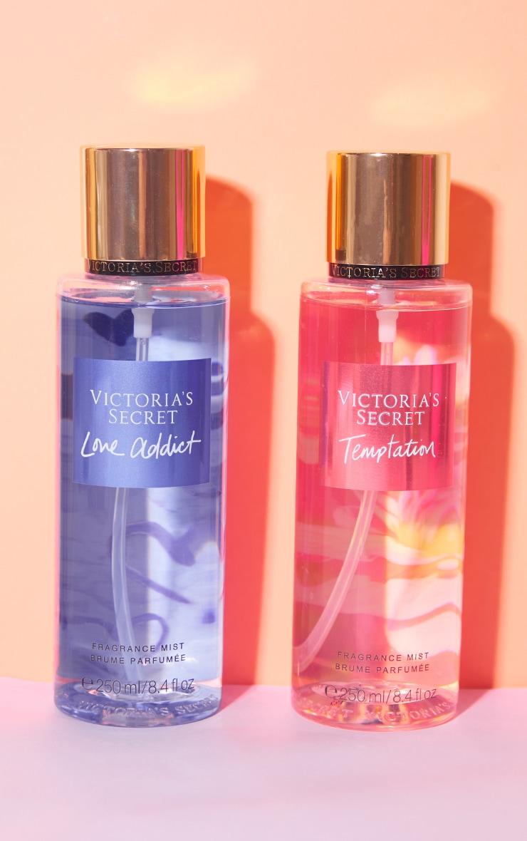Victoria's Secret Temptation & Love Addict Body Mist 250ml Bundle 1