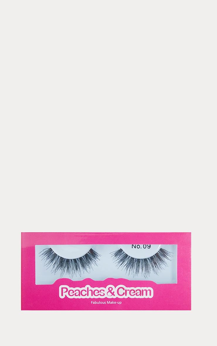 Peaches & Cream NO 9 False Eyelashes 1