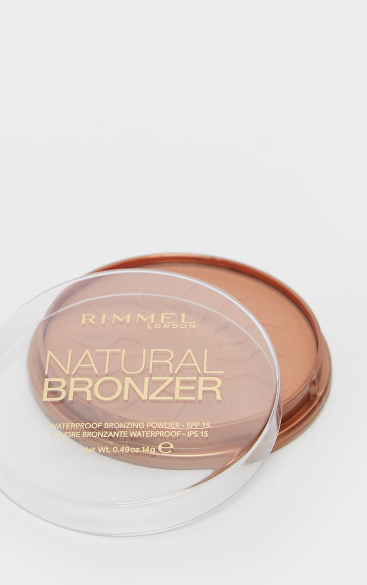 Rimmel Natural Bronzer Sunlight 2