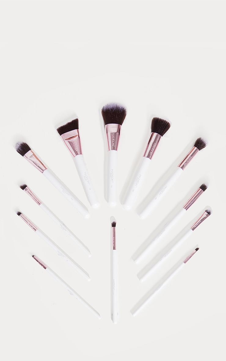 Madison Makeup 12 Piece Pro Brush Set 1