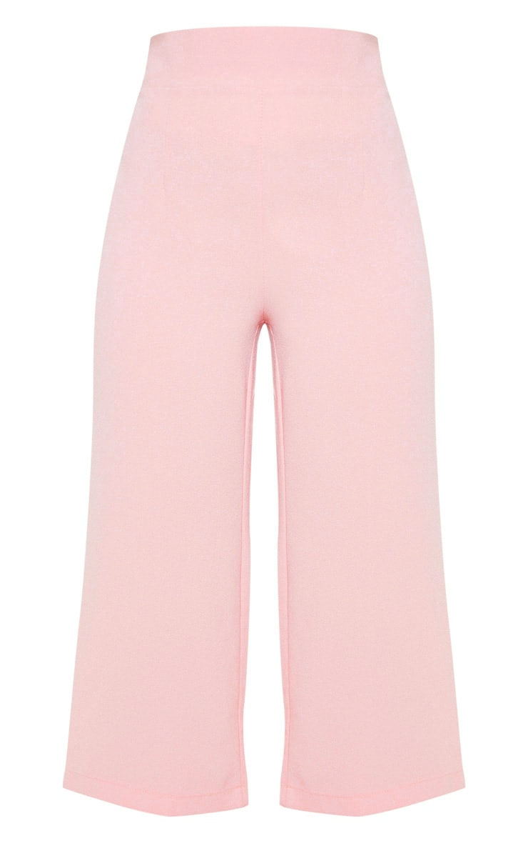 Tazmin Blush High Waisted Culottes 3
