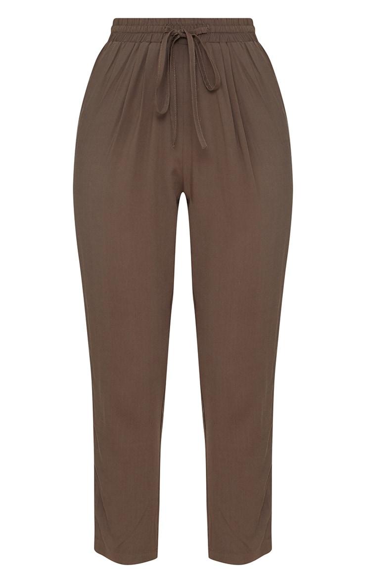 Petite - Pantalon kaki casual 3