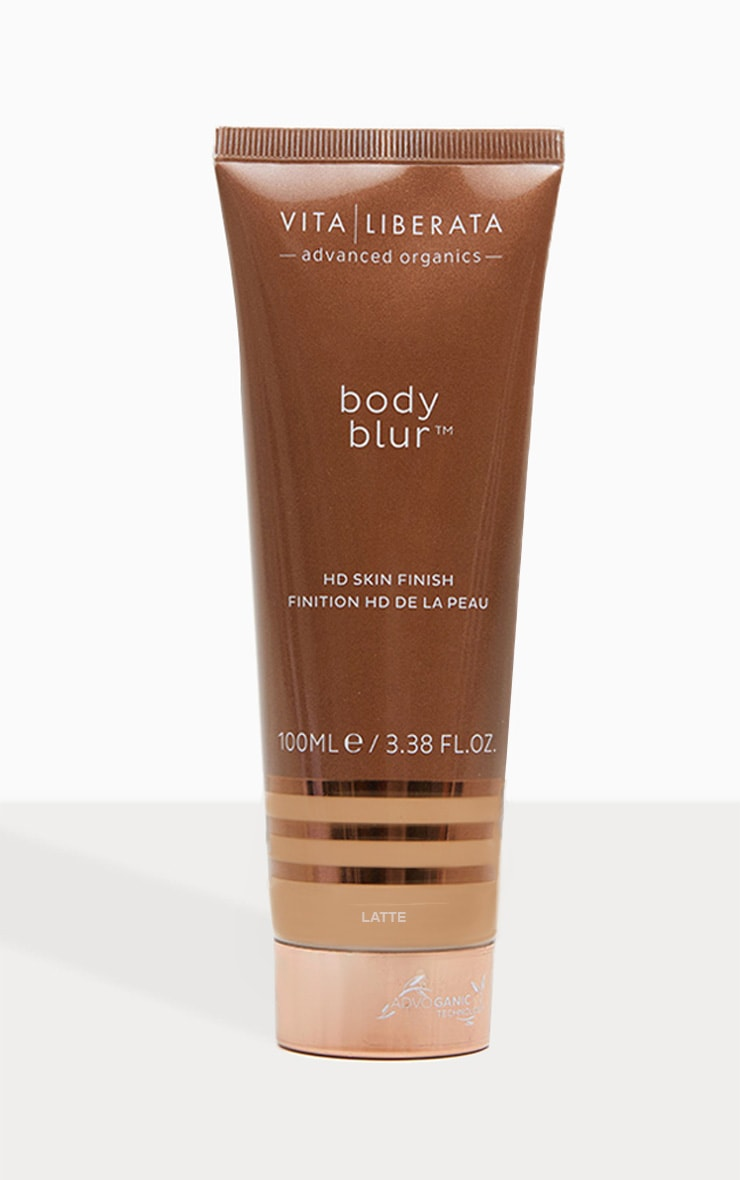 Vita Liberata Body Blur HD Skin Finish - Latte Dark image 1