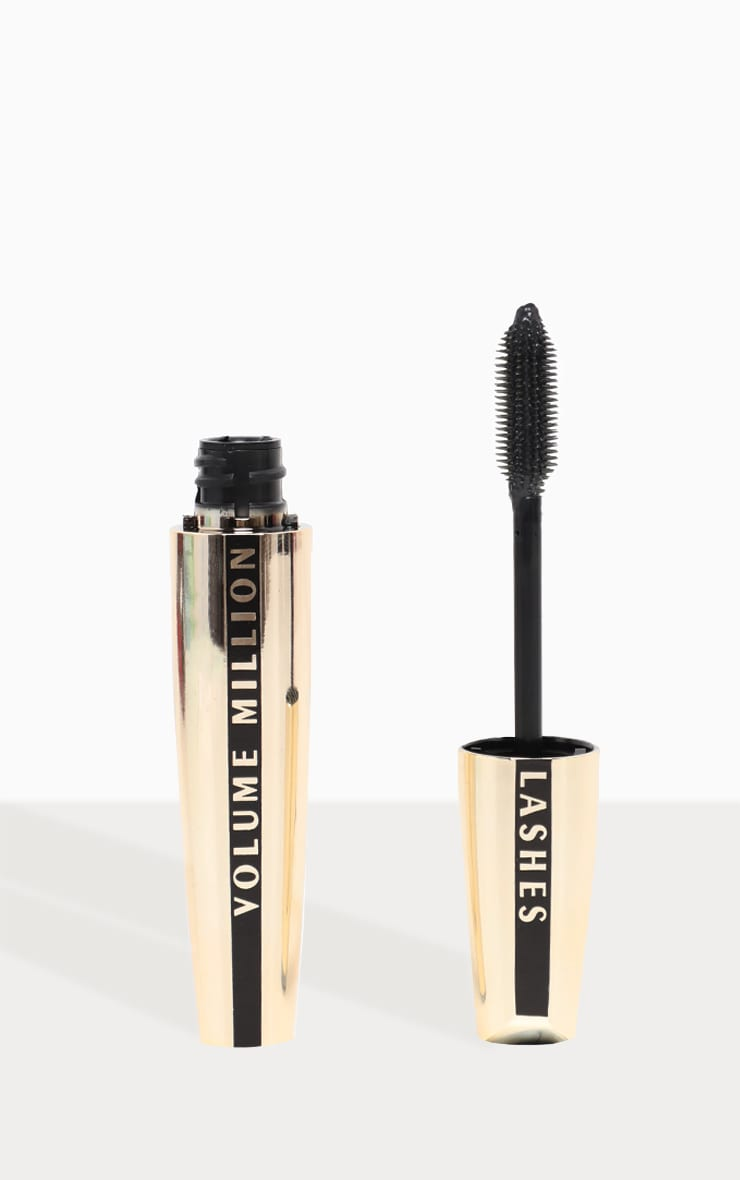 d4198b01b25 L'Oreal Paris Volume Million Lashes Mascara Black | PrettyLittleThing